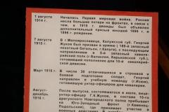 Информация об участии Г.К. Жукова в первой мировой войне.
