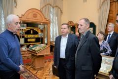 Карпов А.И. и Ломовцев Б.П. вместе со всеми ветеранами узнают многие неизвестные ранее факты об участии Г.К.Жукова в Великой Отечественной войне.
