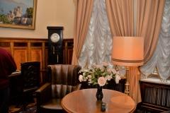 В кабинете Г.К.Жукова.