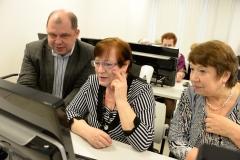 Васина Н.Е. и Борзенко В.А.: «Всё очень просто!». Интернет-страница проста в пользовании.