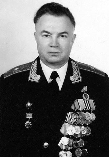 Генерал-майор Пантелеев Борис Фёдорович Заместитель начальника Политотдела Генерального Штаба ВС СССР с декабря 1981 г. по январь 1989 г.
