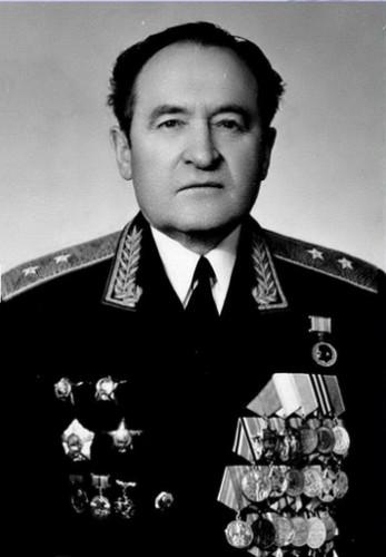 Генерал-полковник Агафонов Алексей Николаевич, начальник политического отдела ГШ ВС СССР 1984-1989 гг.22 октября ему исполнилось бы 95 лет.