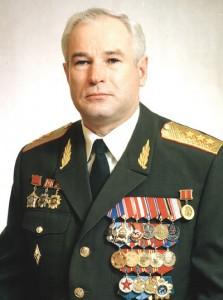 Генерал-полковник Виктор Михайлович Барынькин
