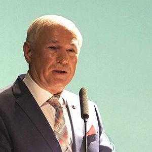 Генерал - полковник Барынкин Виктор Михайлович