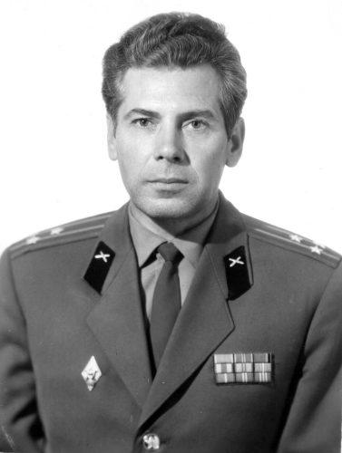 Гусев Генрих Васильевич, полковник