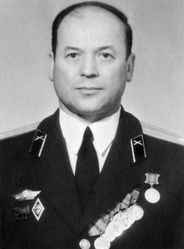 Киреев Юрий Иванович, полковник