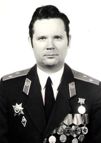 Куксилов Юрий Вадимович, полковник