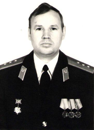 Ломовцев Борис Павлович, старший прапорщик