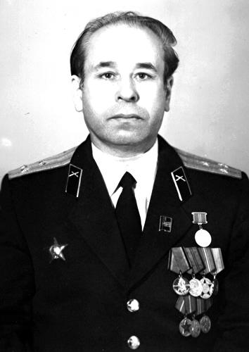 полковник Бурцев Алексей Семёнович