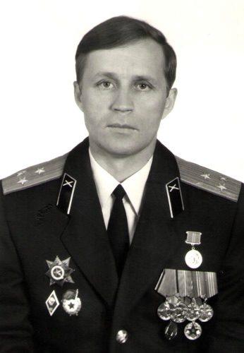 Порошинский Леонид Сергеевич, полковник