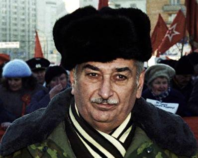Евгений Яковлевич Джугашвили