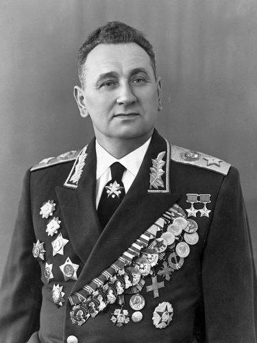Маршал Советского Союза А.А. Гречко