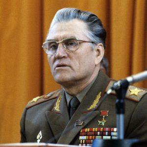 Маршал Советского Союза Василий Петров