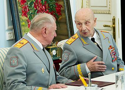 Сергей Соколов на совещани