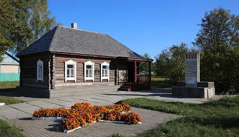 Дом Г.К.Жукова