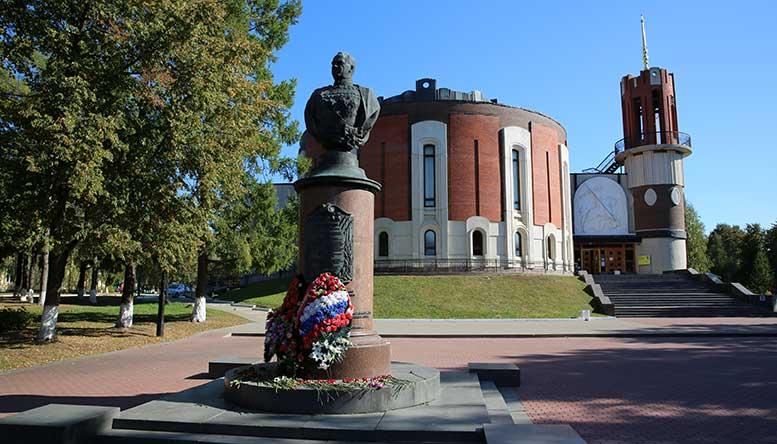 Музей Г.К.Жукова