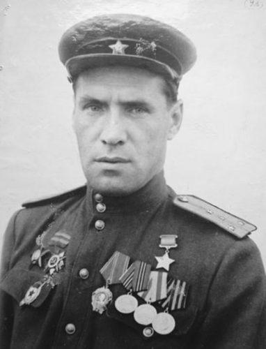 А.Н. Евдокимов, 1946 г.