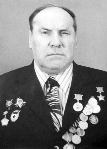 А.Н. Евдокимов в 1970-е годы.