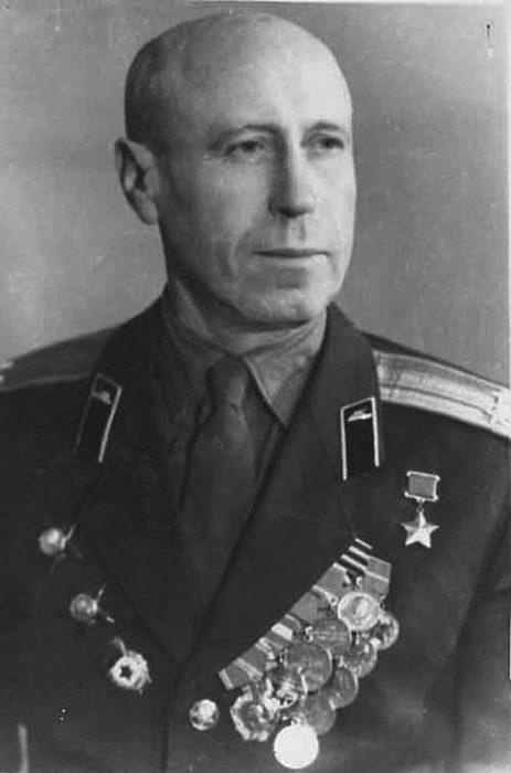 Семён Серых в послевоенное время