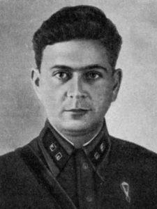Майор Яков Чапичев