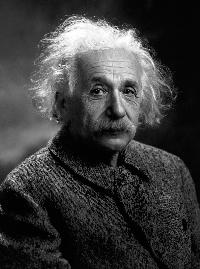 Альберт Эйнштейн: