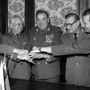 Варшавский договор: 36 лет на службе миру в Европе